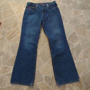 BCBGMAXAZRIA Jeans 11/12